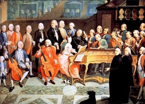 baroque là nhạc gì