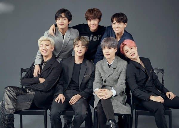 Các nhóm nhạc nam Hàn Quốc